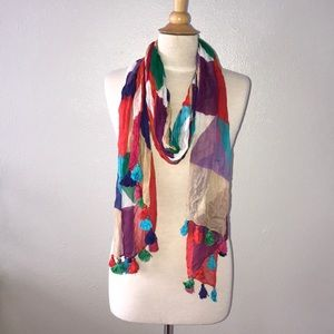 Colorful kate spade Scarf